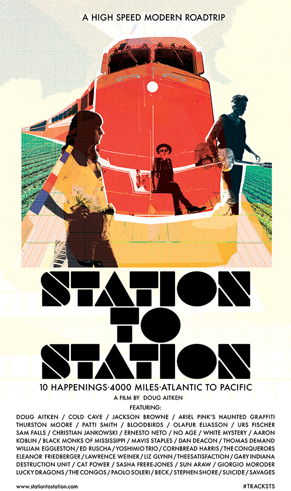 Station to Station Austin Meredith